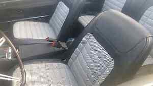 Wanted 68 camaro seats Sunshine West Brimbank Area Preview