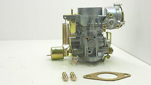Air-Cooled VW Type 1 EMPI 34 PICT-3 Carburetor 1600 CC Engine Beetle T1 T2 T3