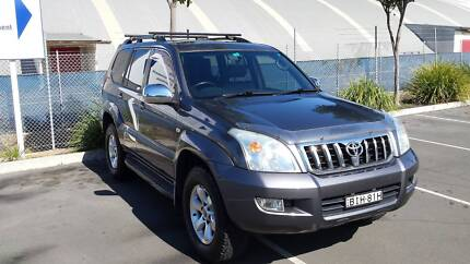 2005 Toyota LandCruiser Roselands Canterbury Area Preview