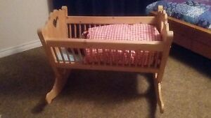 Bassinet handcrafted