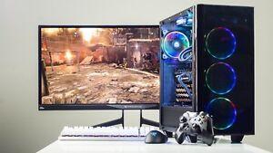 M9 Gaming Pc | Core i5 7600K | GTX 1070 | 8GB Ram | 2TB SSHD