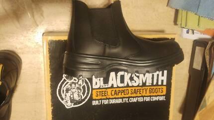 Blacksmith Safety Boots - Size 6