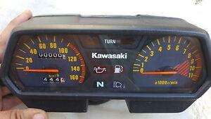 Kawasaki AR125  Speedometer  SET