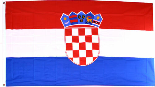 Croatia Flags & Bunting - 5x3