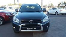 2006 Toyota RAV4 Cruiser-L 4x4 Luxury ACA33R Automatic Waratah Newcastle Area Preview