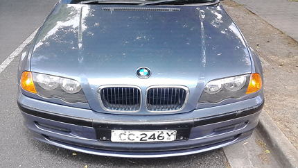 Bmw e46 with sunroof
