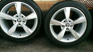 "2016 HOLDEN SV6 VF SERIES 2 18"" WHEELS Dandenong South Greater Dandenong Preview"