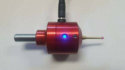 CNC 3AXIS DIGITIZING TOUCH PROBE 3/8 SHANK HIGH PRECISION RUBY***LED***