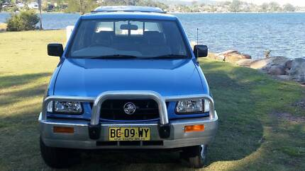 2002 Holden Rodeo LT R9 Manual Ettalong Beach Gosford Area Preview