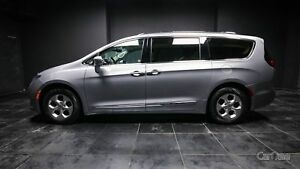 2017 Chrysler Pacifica Touring-L Plus NAV | LEATHER | DUAL CL...