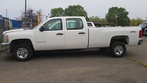 2007 Chevrolet Silverado 2500HD 4X4 LONGBOX