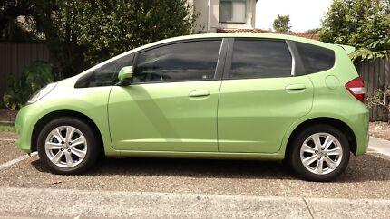2012 Honda Jazz Vibe Hatchback Benowa Gold Coast City Preview