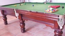 Pool, snooker, billiards table Pelican Waters Caloundra Area Preview