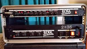ENGL 820/35 ALL VALVE STEREO POWER AMP + ENGL 620 PREAMP Newcastle Newcastle Area Preview