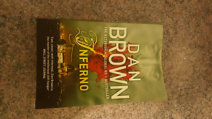 Inferno Dan brown Oxenford Gold Coast North Preview