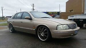 2000 AU FORD FAIRLANE Tickford motor Midland Swan Area Preview