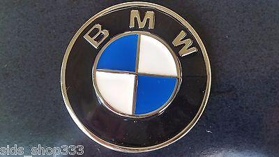 * BMW Logo Chrome Highlights Color Belt Buckle collectible desktop Showpiece