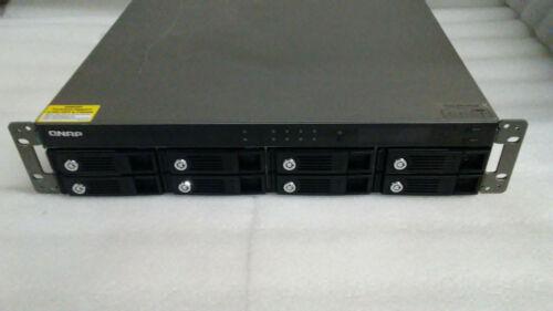 TS-809U Qnap Rack mount 8 bay NAS * 8x 3TB