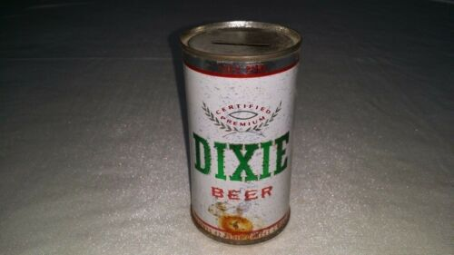 Beer Can - Dixie Beer BANK