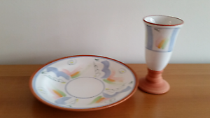CERAMIC VASE AND BOWL East Hills Bankstown Area Preview