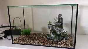 Turtle tank and accessories/fish aquarium Tea Tree Gully Tea Tree Gully Area Preview