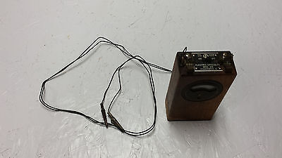 Antique Cr Tel Ohm Electric Specialty Mfg Co Cedar Rapids Iowa Volt Meter