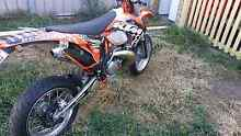 Kato 300 exc motard comes with dirt wheels Bligh Park Hawkesbury Area Preview