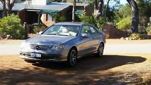 2005 Mercedes-Benz CLK240 Coupe