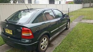 2000 Holden Astra Hatchback The Entrance Wyong Area Preview