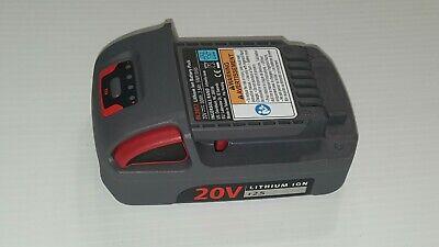 Ingersoll Rand BL2012, IQv20 Series, 20V, 2.5Ah, Lithium Ion Battery Pack, LI