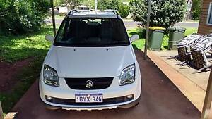 2004 Holden Cruze Wagon Atherton Tablelands Preview
