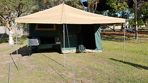 2008 Offroad Camper Trailer Margate Redcliffe Area Preview