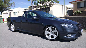 2011 fg xr6 turbo Ute 75,000kms Eden Hill Bassendean Area Preview