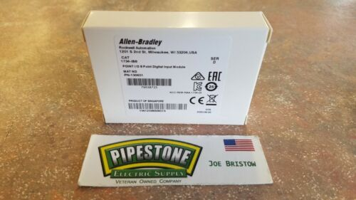 1734-IB8 Allen Bradley 8 point Digital Input Module         Kentucky Stock