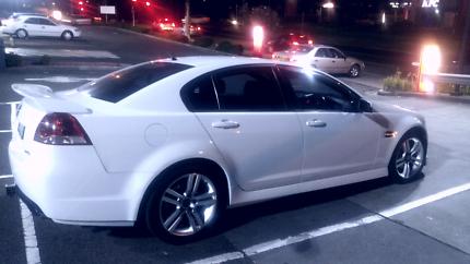 Holden commodore sv6