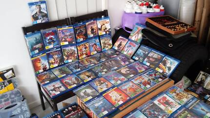 Quick sell 3D movies, Bulray movies and DVD
