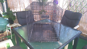 Heavy Duty pet carry cage Greenfields Mandurah Area Preview