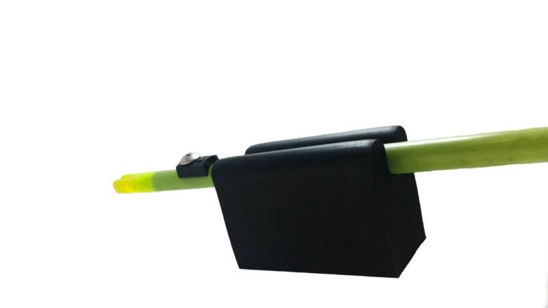 New Quick Draw Bowfishing Lock Block Arrow Holder Black Model