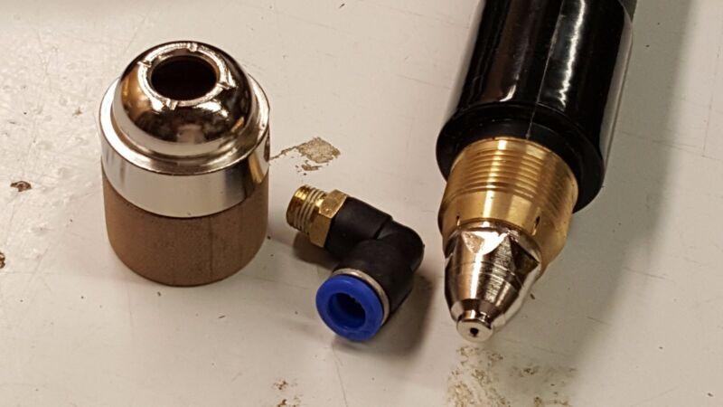 Adaptable *US FAST SHIP* P80 CNC Plasma Table P-80 Plasma Machine Torch Head