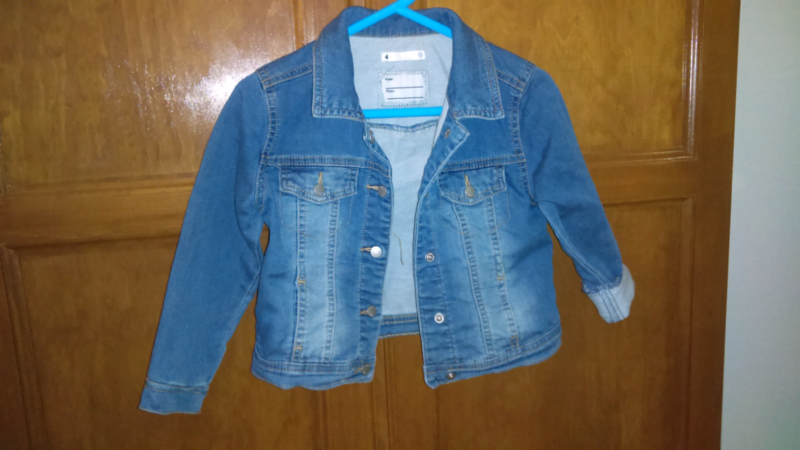 Girls denim jacket | Kids Clothing | Gumtree Australia Fraser