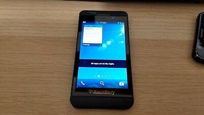 BlackBerry Z10 STL100-4 RFA91LW Black Verizon Phone  for sale  Shipping to Nigeria
