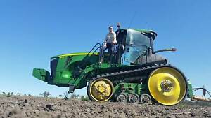 Tractor Operator Looking For Work