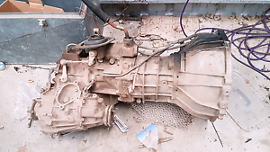 Landcruiser 105 standard gearbox and transfer Bairnsdale East Gippsland Preview