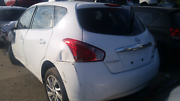 Wrecking Nissan pulsar 2015 white Rocklea Brisbane South West Preview
