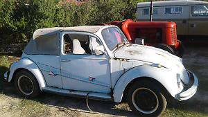 1970 Volkswagen vw beetle Spearwood Cockburn Area Preview