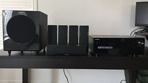 Samsung Home Theatre Sound System with Subwoofer.