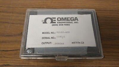 Omega Torque Transducer Sensor 38 Drive Extension Tq102-400 .00804 Mvvin-lb