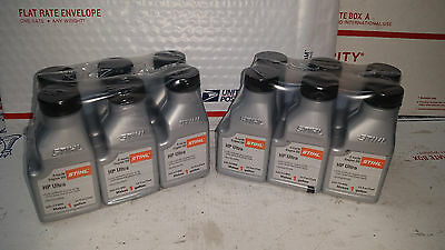 Stihl 12 Pack Synthetic Oil 50:1 HP Ultra 2-Cycle