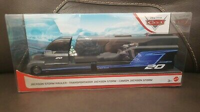 DISNEY PIXAR CARS JACKSON STORM HAULER GALE BEAUFORT 2019 SAVE 6% GMC