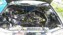 Subaru wrx 1998 turbo Millner Darwin City Preview